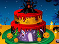 Spooky Cake Decorating