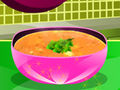 Make potato tomato and rosemary soup