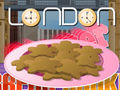London Gingerbread Cookies