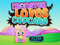 Monster Loves Cupcake
