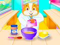Cooking Peanut Butter Cookies
