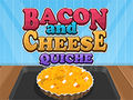 Easy to Cook Bacon and Cheese Quiche