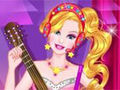 Barbie and Rock game