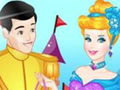 Cinderella Date Girl Game