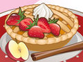 Cute Baker Apple Pie