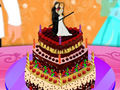 Marry Me Wedding Cake Decorating